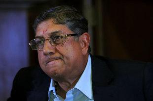 Supreme Court recommends that Srinivasan step down