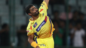 Ravindra Jadeja conceded 30 from two overs