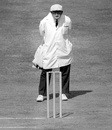 England umpire Tom Spencer