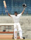 Ankit Bawne scored an unbeaten 115, South Zone v West Zone, Duleep Trophy quarter-final, Chennai, 4th day, October 6, 2013