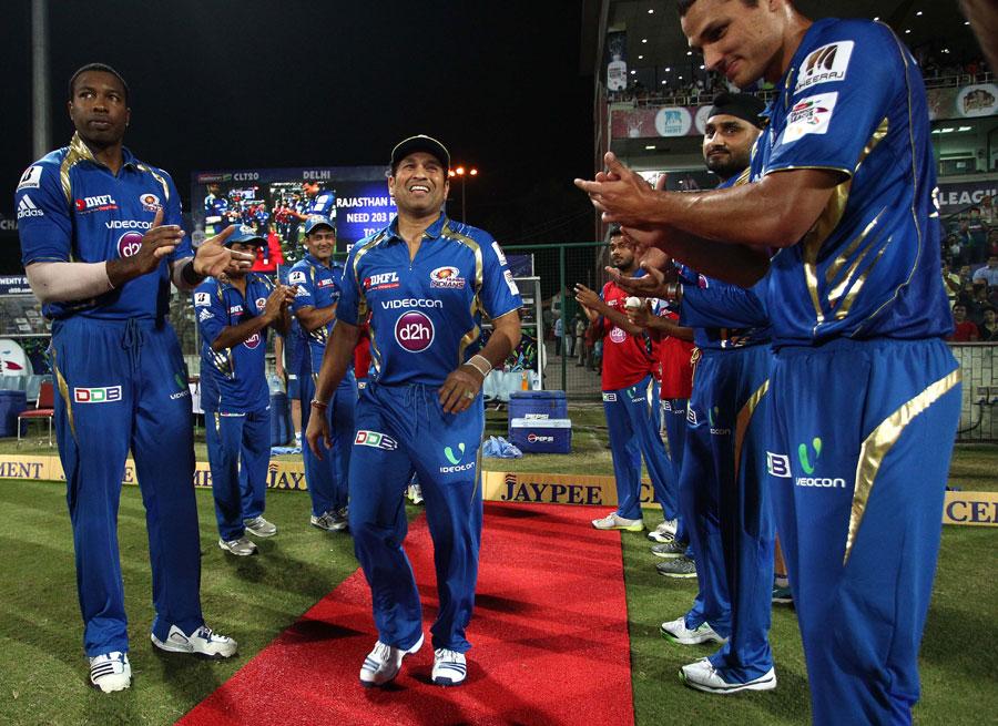 Final: Mumbai Indians vs Rajasthan Royals Final Cricket Highlights Champions League – 2013