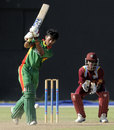 Opener Shadman Islam struck 95 off 121 balls, West Indies U-19 v Bangladesh U-19, 3rd Youth ODI, Providence, October 11, 2013