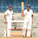 Vineet Saxena made a steady 67, Central Zone v South Zone, Duleep Trophy semi-final, Chennai, 4th day, October 13, 2013