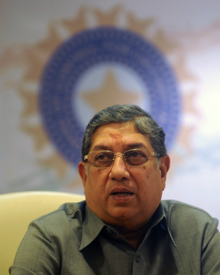 'A strong India is good for world cricket' - Srinivasan