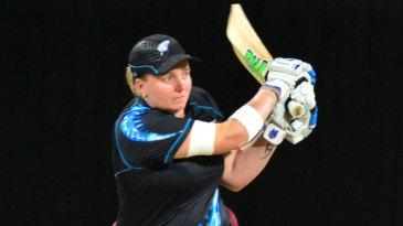 Rachel Priest smashed 26 off just 17 balls
