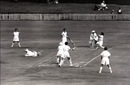 Marie McDonough takes a catch to dismiss Wilkie Wilkinson off the bowling of Betty Wilson, Australia women v England, 1st day, 4th Test, Perth, March 21, 1958
