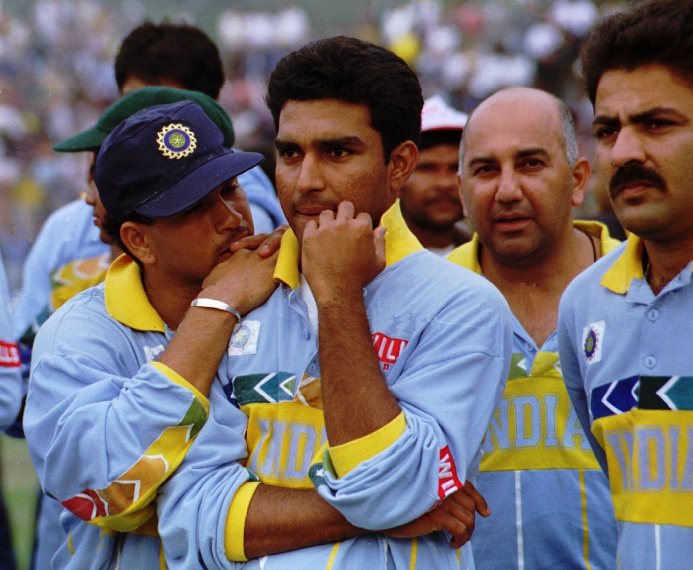 Sanjay Manjrekar has played international MATCHES
