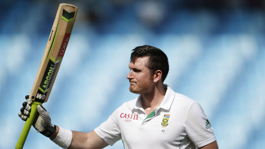 Graeme Smith departed for 234