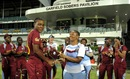 Chinelle Henry made her international debut, West Indies v England, West Indies Tri-Nation Series, Barbados, October 24, 2013