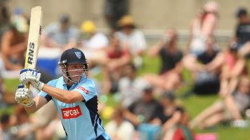 Ben Rohrer slammed 20 runs in the final over of the innings
