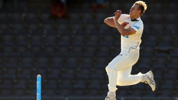 Sam Rainbird picked up a five-for in his second first-class match