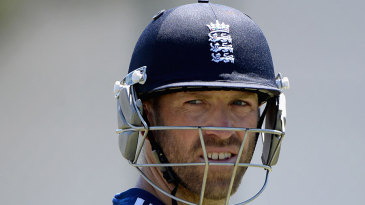 Matt Prior will captain England's first warm-up match