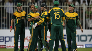 Pakistan vs South Africa 1st ODI Highlights at Sharjah, Oct 30, 2013