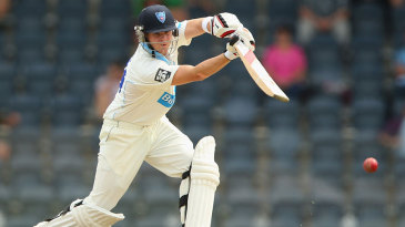 Steve Smith's 63 extended New South Wales' lead
