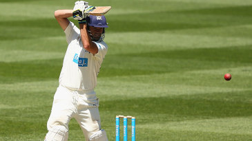 Rob Quiney hit 89 as Victoria built a strong lead