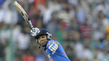 India vs Australia 7th ODI Highlights at Bangalore, Nov 02, 2013