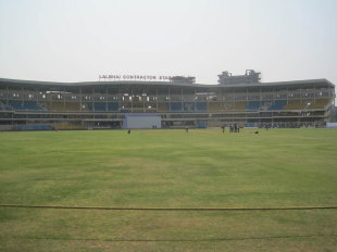 Lalabhai Contractor Stadium