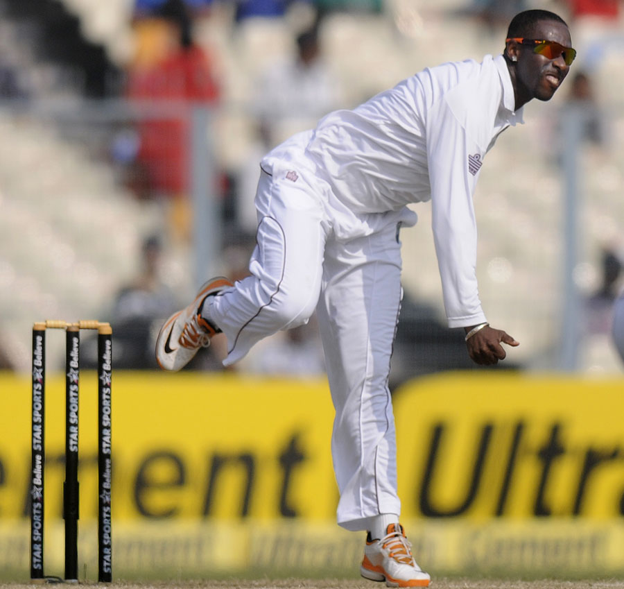 170575 - ICC suspends Shillingford for illegal bowling action