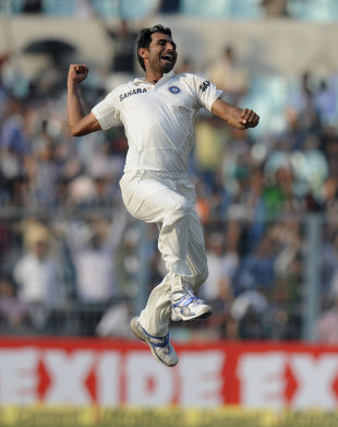 Mohammed Shami bowled with great pace and precision, India v West Indies, 1st Test, Kolkata, 3rd day, November 8, 2013