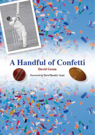 Cover image of David Green's <i>A Handful of Confetti</I>
