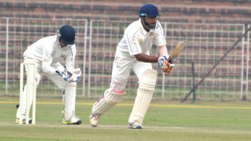 Wasim Jaffer scored 111 in the first innings