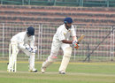 Wasim Jaffer scored 111 in the first innings, Punjab v Mumbai, Ranji Trophy, Group A, 1st day, Chandigarh, November 7, 2013