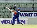 Jacob Oram scored 54 off 21 balls, Victoria Sporting Club v Gazi Tank Cricketers, Dhaka Premier Division, Mirpur, November 9, 2013