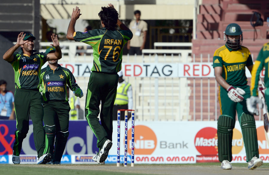 Riaz Dropped and Irfan Injured for RSA Tour – 17th Nov