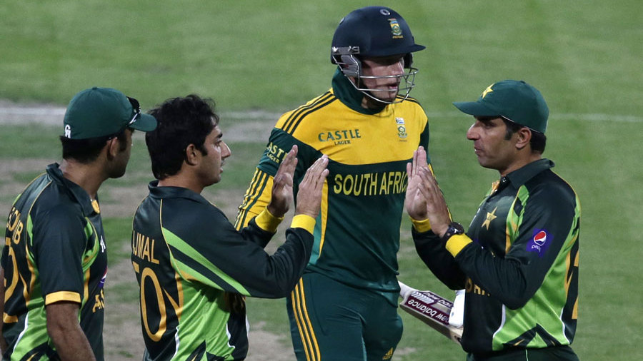 Pakistan vs south africa 1st T20 highlights 2013