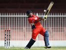 Dion Stovell top-scored for Bermuda with 29, Bermuda v Scotland, ICC World Twenty20 Qualifier, Sharjah, November 15, 2013