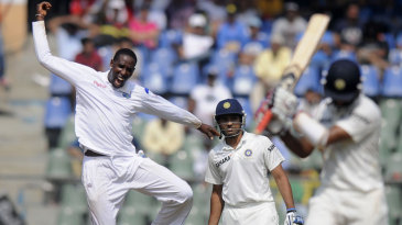 Shane Shillingford picked up five wickets