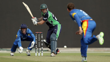 Kevin O'Brien struck 28 from 24 balls