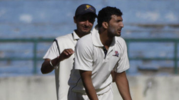 Rishi Dhawan picked up four wickets