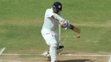 Parthiv Patel made 83 off 98 balls