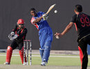 Timroy Allen crashed 50 off 31 balls, Canada v USA, ICC World Twenty20 Qualifier, Group A, Abu Dhabi, November 15, 2013