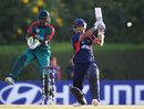 Subash Khakurel scored 54 opening the batting, Kenya v Nepal, ICC World Twenty20 Qualifier, Group B, Dubai, November 16, 2013