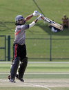 Mohammad Azam provided the base with a half-century, UAE v Namibia, ICC World Twenty20 Qualifier, Group A, Abu Dhabi, November 16, 2013