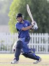 Gareth Berg hammered 90 from 47 balls, Italy v USA, ICC World Twenty20 Qualifier, Group A, Abu Dhabi, November 16, 2013