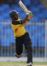 Tony Ura whips one to the leg side, PNG v Afghanistan, ICC World Twenty20 Qualifier, Group B, Sharjah, November 17, 2013