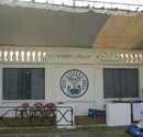 The O'Donnell Pavillion at the Bhamashah Stadium, Meerut, November 20, 2013
