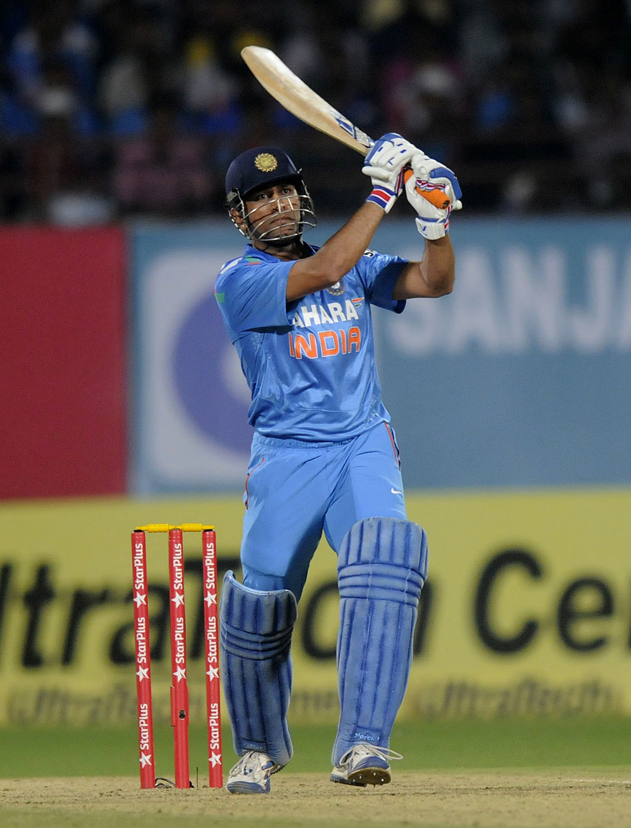 MS Dhoni said playing the ODIs before the Tests would help his batsmen settle in better in South Africa