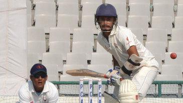 Jiwanjot Singh made 51 in Punjab's second innings