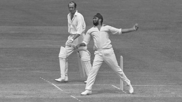 Bishan Bedi took 4 for 70