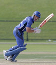 Damian Crowley struck a 59-ball 61, Canada v Italy, ICC World Twenty20 Qualifier, Group A, Abu Dhabi, November 24, 2013