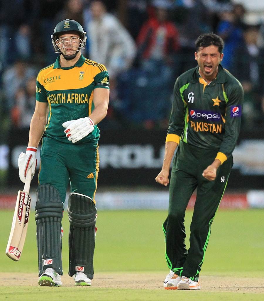 Junaid Khan's last-over yorkers were too much for South Africa to handle