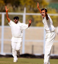 Sanjay Budhwar picked up four wickets, Haryana v Punjab, Ranji Trophy, Group A, Lahli, 2nd day, November 29, 2013
