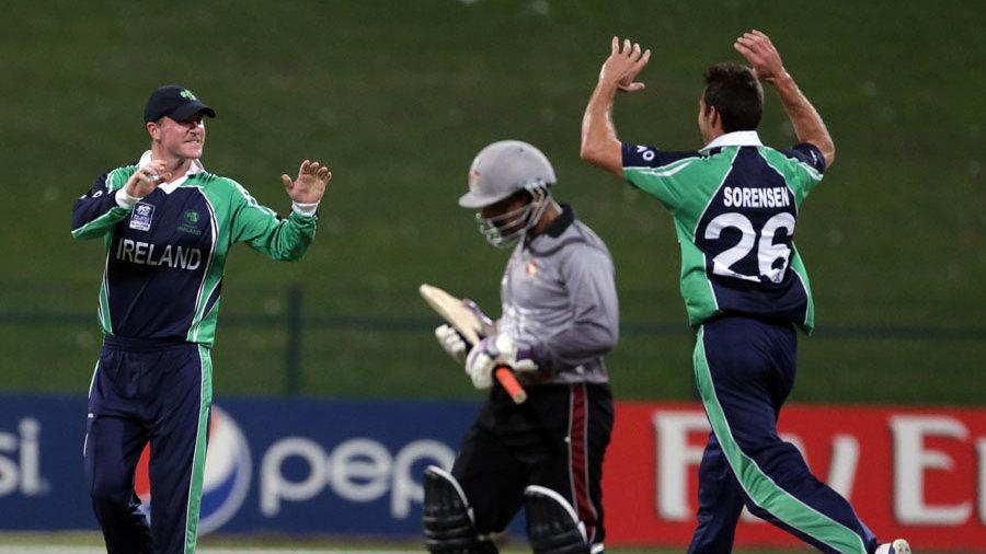 Max Sorensen picked up four wickets