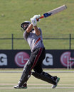 Abdul Shakoor top-scored with 28, UAE v Nepal, ICC World Twenty20 Qualifiers, 3rd place play-off, Abu Dhabi, November 30, 2013