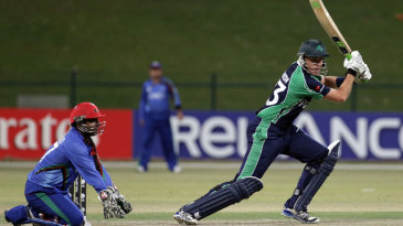 Trent Johnston made his maiden T20 half-century