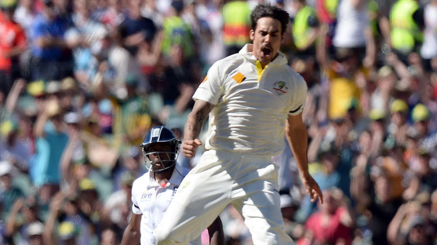 Ashes 2nd Test Day 2 Cricket Highlights – 2013 – 6th December
